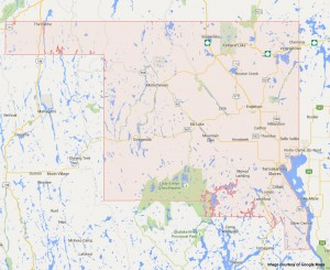 district of timiskaming